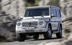 2013 Mercedes-Benz G Class And G63 AMG Make Debut