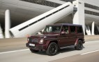 2016 Mercedes-Benz G-Class First Drive