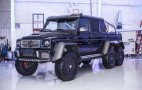 This Mercedes-Benz Brabus G63 6x6 could be yours in the U.S. for $1.35M