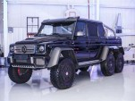 Mercedes-Benz Brabus G63 6x6 for sale