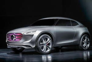 Mercedes-Benz Concept G-Code: Tiny Crossover For LA Auto Show