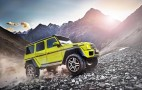 Mercedes-Benz G550 To Downsize To Twin-Turbo 4.0-Liter V-8