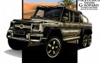 Dartz Dreams Up Its Own Mercedes-Benz G63 AMG 6x6