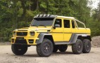 Hell's School Bus: Mansory's Mercedes-Benz G63 AMG 6x6