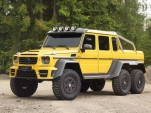 Mercedes-Benz G63 AMG 6x6 by Mansory