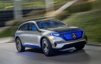 Mercedes accelerates electric plans, promises 10 EVs by 2022