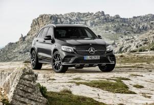 2017 Mercedes-AMG GLC43