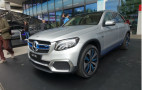 Mercedes GLC F-Cell fuel-cell powered SUV revealed, on sale in late 2019