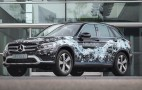 GLC F-Cell previews Mercedes fuel cell car coming in 2017