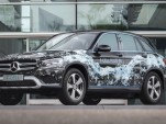 Mercedes-Benz GLC to offer world's first plug-in fuel-cell powertrain