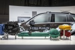 Mercedes fuel-cell GLC plugs in like an electric car: what does that imply?