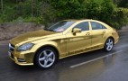 Mercedes Bringing Golden Fleet To 2012 Cannes Film Festival