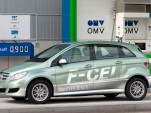 Mercedes-Benz Hydrogen Fuel-Cell vehicle