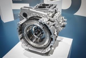 Mercedes-Benz integrated starter generator (ISG)