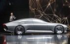 Mercedes-Benz Intelligent Aerodynamic Automobile Concept: Live Photos & Video