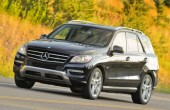 2012 Mercedes-Benz M Class Photos