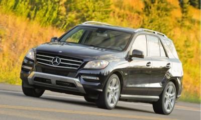 2012 Mercedes-Benz M Class Photos