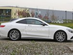 Mercedes-Benz Modular Sports car Architecture (MSA) test mule spy shots - Image S. Baldauf/SB-Medien