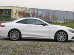 Mercedes-Benz Modular Sports car Architecture (MSA) test mule spy shots - Image S. Baldauf/SB-Medien