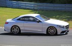 Mercedes out testing platform for next SL, AMG GT