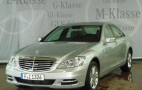 2011 Mercedes-Benz S350 Bluetec Adds Clean Diesel to S-Class