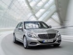 Mercedes S-Class Electric Car Could Follow Plug-In Hybrid