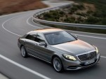 2014 Mercedes-Benz S Class
