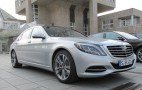 2016 Mercedes-Benz S550 Plug-In Hybrid First Drive