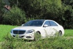 2016 Mercedes-Benz S550 Plug-In Hybrid: