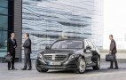 2016 Mercedes-Maybach S600 Priced From $190,275