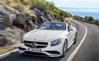 2016 Dodge Challenger, 2016 Chevy Volt, 2017 Mercedes S-Class Cabrio: What's New @ The Car Connection
