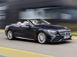 2017 Mercedes-AMG S65 Cabriolet