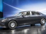 2018 Mercedes-Maybach S-Class, 2017 Shanghai auto show