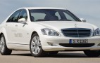 Mercedes reveals lithium-ion powered S400 BlueHYBRID