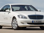 Mercedes Benz S400 BlueHybrid