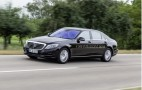 Mercedes Demonstrates Fully Autonomous S-Class, Promises Production Version By 2020: Video