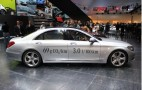 2015 Mercedes-Benz S500 Plug-In Hybrid Live Photo Gallery: 2013 Frankfurt Auto Show