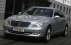 Mercedes Benz S600 Guard hits the roads