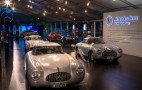 Mercedes-Benz Honors The SL Roadster At Pebble Beach