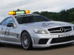 Mercedes Benz SL63 AMG Official 2009 F1 Safety Car