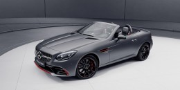 2018 Mercedes-AMG SLC43 Performance Studio RedArt