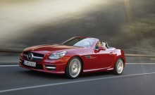 2012 Mercedes-Benz SLK Class Photos