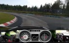 Mercedes-Benz SLS AMG Black Series Attacks The Nordschleife: Video