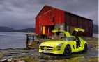 Yellow Is The New Green As Mercedes Bares All With SLS AMG E-Cell