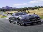 Mercedes-Benz SLS AMG GT3 45th Anniversary race car