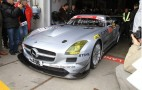 Mercedes Adds SLS AMG GT3 To AMG Driving Academy Rolls