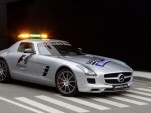 Mercedes-Benz SLS AMG Official Safety Car for 2012 Formula 1 season
