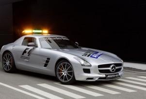 Mercedes-Benz SLS AMG Official Safety Car for 2012 Formula 1 season
