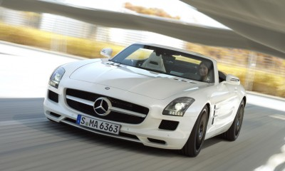 2012 Mercedes-Benz SLS AMG Photos