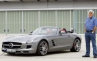 Jay Leno Tests The Mercedes-Benz SLS AMG Roadster: Video